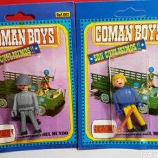 Coman Boys: LOTE 2 COMAN BOYS. Lote 205023258