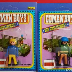 Coman Boys: LOTE 2 COMAN BOYS. Lote 205023832