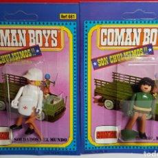 Coman Boys: LOTE 2 COMAN BOYS. Lote 205024218