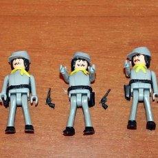 Coman Boys: COMAN BOYS - SERIE OESTE AMERICANO - LOTE DE 5 SOLDADOS CONFEDERADOS - NUEVOS - COMANSI. Lote 207361898