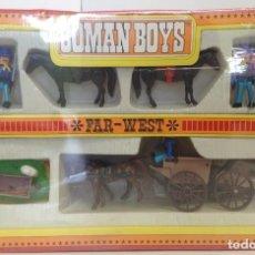 Coman Boys: COMAN BOYS - FAR WEST - REF: 638 - ORIGINAL AÑOS 70 ***COMANSI***. Lote 208401145