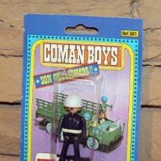 Coman Boys: COMAN BOYS - SOLDADOS DEL MUNDO - COMANSI - ANTIGUO BLISTER - NUEVO - NUNCA JUGADO. Lote 209797563