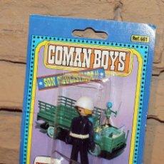 Coman Boys: COMAN BOYS - SOLDADOS DEL MUNDO - COMANSI - ANTIGUO BLISTER - NUEVO - NUNCA JUGADO. Lote 209797570
