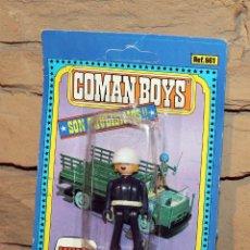 Coman Boys: COMAN BOYS - SOLDADOS DEL MUNDO - COMANSI - ANTIGUO BLISTER - NUEVO - NUNCA JUGADO. Lote 209797591