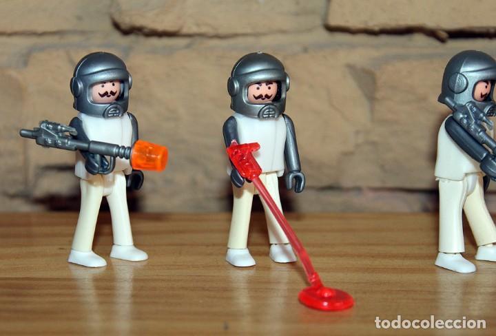 Coman Boys: COMAN BOYS - SERIE ESPACIO - LOTE DE 5 ASTRONAUTAS - COMANSI - AÑOS 70 / 80 - NUEVOS - Foto 2 - 209827203