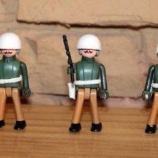 Coman Boys: COMAN BOYS - SERIE SOLDADOS DEL MUNDO - LOTE DE 5 SOLDADOS: POLICIA MILITAR - NUEVOS. Lote 209828258