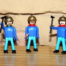 Coman Boys: COMAN BOYS - LOTE 5 FIGURAS - BOMBEROS - NUEVOS - COMANSI - COMANBOYS. Lote 209830458