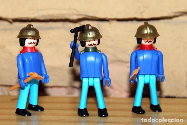 Coman Boys: COMAN BOYS - LOTE 5 FIGURAS - BOMBEROS - NUEVOS - COMANSI - COMANBOYS - Foto 2 - 209830458