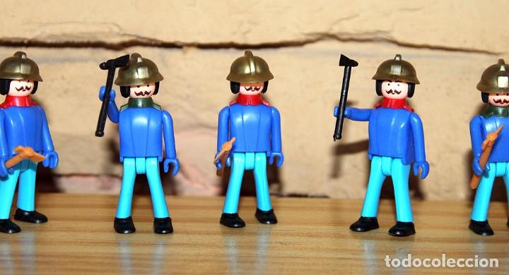 Coman Boys: COMAN BOYS - LOTE 5 FIGURAS - BOMBEROS - NUEVOS - COMANSI - COMANBOYS - Foto 3 - 209830458