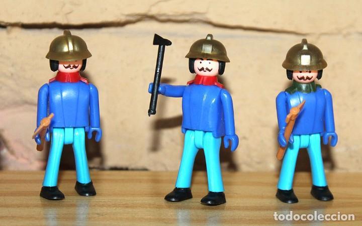 Coman Boys: COMAN BOYS - LOTE 5 FIGURAS - BOMBEROS - NUEVOS - COMANSI - COMANBOYS - Foto 4 - 209830458