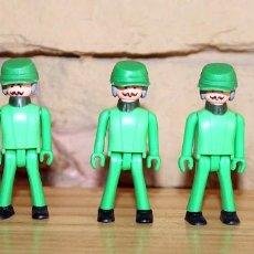 Coman Boys: COMAN BOYS - LOTE 5 FIGURAS - MECANICOS - NUEVOS - COMANSI - COMANBOYS. Lote 209831278
