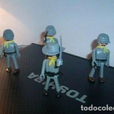 Coman Boys: COMAN BOYS / COMANSI OFICIAL Y SOLDADOS CONFEDERADOS SIN BLISTERS. Lote 211728850