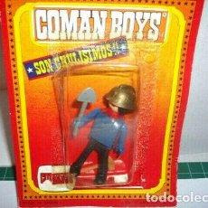 Coman Boys: COMAN BOYS BOMBERO MORENO ( 1970 ).. Lote 211729389