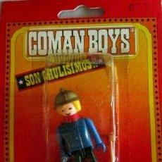 Coman Boys: COMAN BOYS BOMBERO ( 1970 ). RUBIO. Lote 211745942