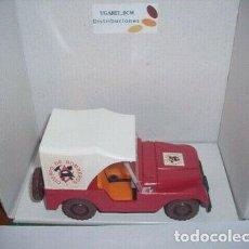 Coman Boys: COMAN BOYS.COCHE DE BOMBEROS / FIREMAN CAR. + 1 BOMBERO EN BLISTER. Lote 211746046