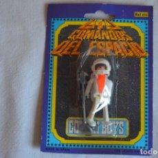 Coman Boys: COMAN BOYS. COMANDOS DEL ESPACIO. REF. 810. FABRICADO EN ESPAÑA. AÑOS 70/80. ROMANJUGUETESYMAS.. Lote 213340596
