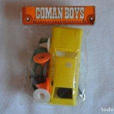Coman Boys: COMAN BOYS DE COMANSI. FABRICADO EN ESPAÑA. AÑOS 70/80. ROMANJUGUETESYMAS.. Lote 213342270
