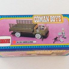 Coman Boys: COMAN BOYS SERIE SEGUNDA GUERRA MUNDIAL - COMANBOYS CAMÍON CON AMETRALLADORA. Lote 214026781