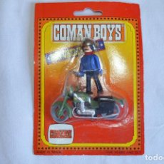 Coman Boys: COMAN BOYS. COMANSI. FABRICADO EN ESPAÑA. AÑOS 70/80. ROMANJUGUETESYMAS.. Lote 215154261