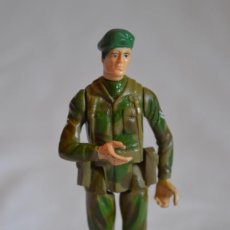 Coman Boys: ACTION MAN. ACTION FORCE. BRISTISH MARINE. POLITOY COMPANY. GRAN BRETAÑA. ROMANJUGUETESYMAS.. Lote 215155682