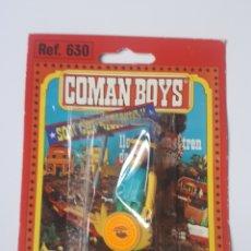 Coman Boys: BLISTER COMAN BOYS SOLDADOS DEL MUNDO DE COMANSI REF 630 INDIO COMANBOYS. Lote 215197595