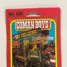 Coman Boys: COMANBOYS COMAN BOYS VAQUERO. NUEVO Y SELLADO. Lote 217361961
