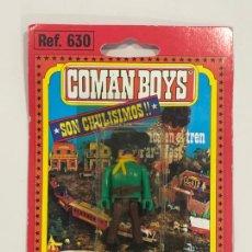 Coman Boys: COMANBOYS COMAN BOYS VAQUERO.. Lote 217362098