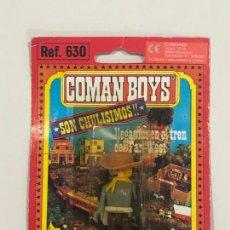 Coman Boys: COMANBOYS COMAN BOYS VAQUERO. NUEVO Y SELLADO. Lote 217362628