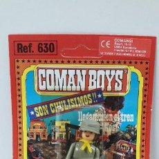 Coman Boys: BLISTER DE SOLDADO CONFEDERADO - COMAN BOYS . REALIZADO POR COMANSI . REF 630 ULTIMAS SERIES. Lote 219987957