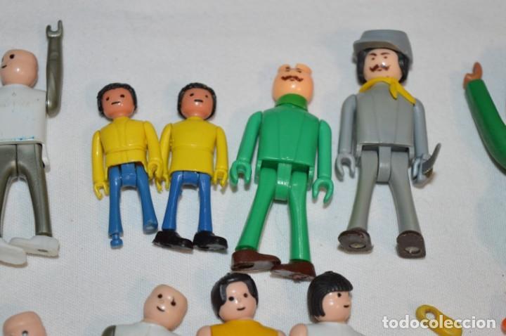 Coman Boys: VINTAGE - LOTE de FIGURAS variadas / Tipo COMAM BOYS, CHIQUIVAL y otras marcas ¡Mira fotos/detalles! - Foto 3 - 221705173