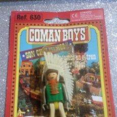 Coman Boys: COMAN BOYS COMANBOYS INDIO $. Lote 221747347