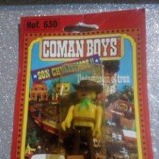 Coman Boys: COMAN BOYS COMANBOYS VAQUERO $. Lote 221747577