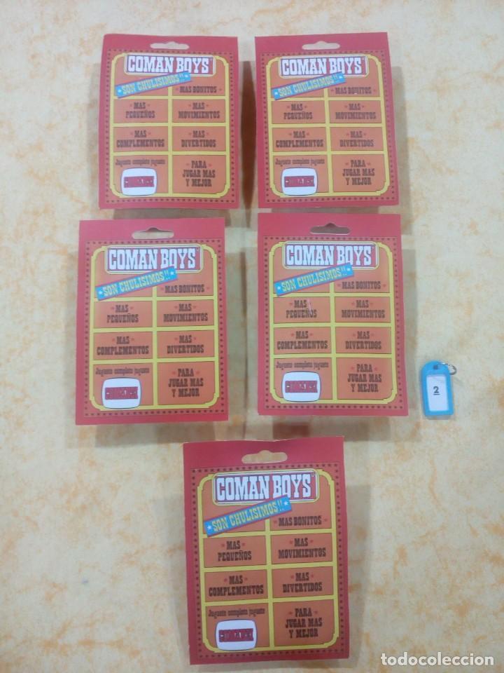Coman Boys: COMAN BOYS COMANBOY FIGURAS LOTE 2 $ - Foto 2 - 222080685