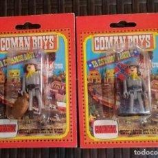 Coman Boys: COMAN BOYS EN BLISTER. Lote 222080830