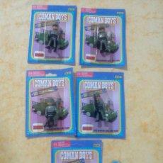 Coman Boys: COMAN BOYS COMANBOYS FIGURAS LOTE 4 $. Lote 222080920