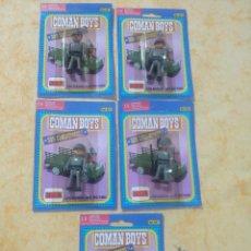 Coman Boys: COMAN BOYS COMANBOY FIGURAS LOTE 8 $. Lote 222081077