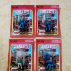 Coman Boys: COMAN BOYS COMANBOYS FIGURAS MUÑECOS LOTE 15 $. Lote 222081297