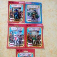 Coman Boys: COMAN BOYS COMANBOYS FIGURAS MUÑECOS LOTE 18 $. Lote 222081603