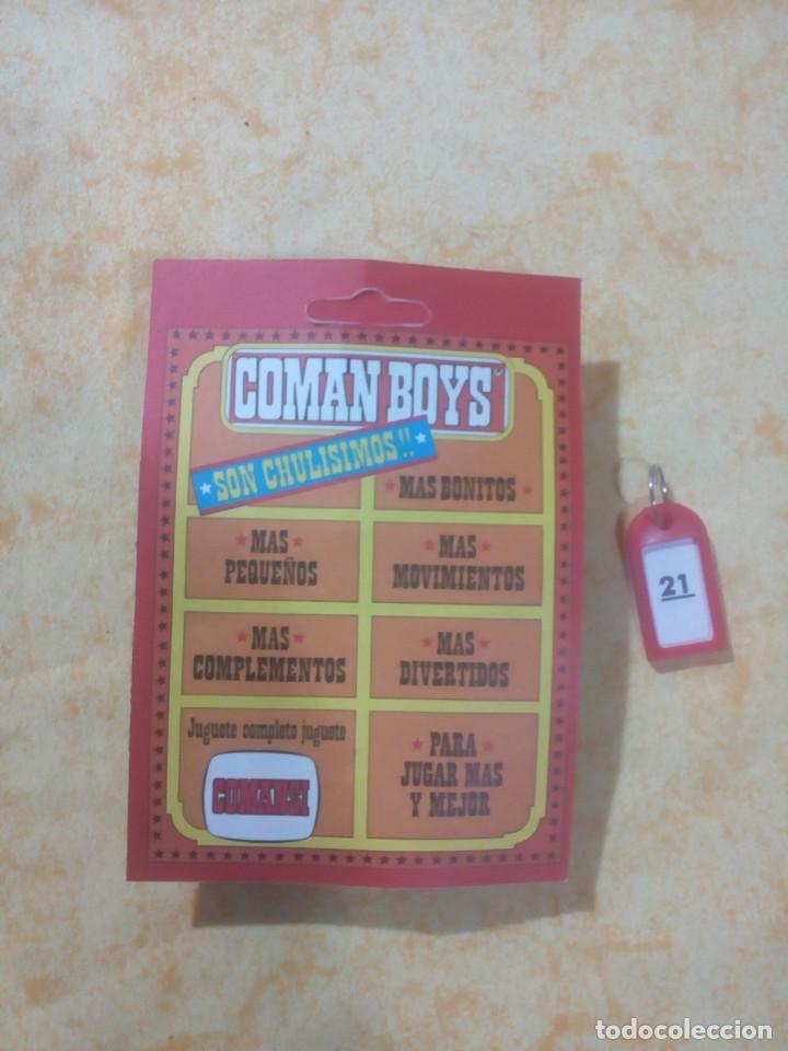 Coman Boys: COMAN BOYS COMANBOYS FIGURAS MUÑECOS LOTE 21 $ - Foto 2 - 222081681