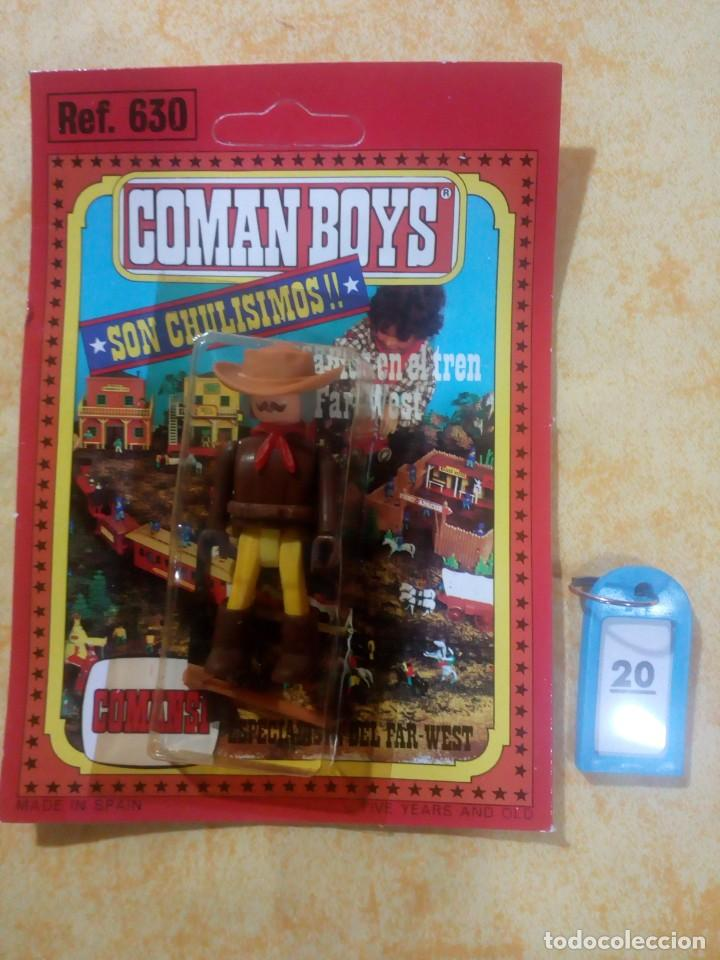 COMAN BOYS COMANBOYS FIGURAS MUÑECOS LOTE 20 $ (Juguetes - Figuras de Acción - Coman Boys)