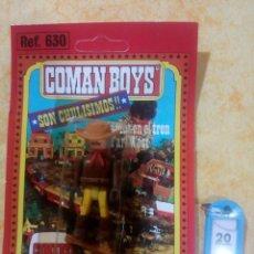 Coman Boys: COMAN BOYS COMANBOYS FIGURAS MUÑECOS LOTE 20 $. Lote 222081758