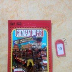 Coman Boys: COMAN BOYS COMANBOYS FIGURAS MUÑECOS LOTE 13 $. Lote 222081823