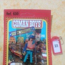 Coman Boys: COMAN BOYS COMANBOYS FIGURAS MUÑECOS LOTE 25 $. Lote 222081885