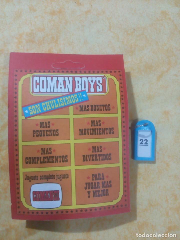 Coman Boys: COMAN BOYS COMANBOYS FIGURAS MUÑECOS LOTE 22 $ - Foto 2 - 222081932