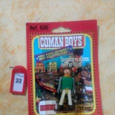 Coman Boys: COMAN BOYS COMANBOYS FIGURAS MUÑECOS LOTE 23 $. Lote 222082205