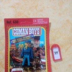 Coman Boys: COMAN BOYS COMANBOYS FIGURAS MUÑECOS LOTE 29 $. Lote 222082286