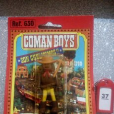 Coman Boys: COMAN BOYS COMANBOYS FIGURAS MUÑECOS LOTE 37 $. Lote 222120197