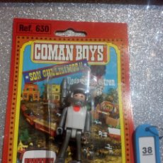 Coman Boys: COMAN BOYS COMANBOYS FIGURAS MUÑECOS LOTE 38 $. Lote 222121313