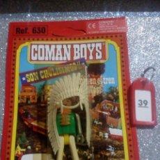 Coman Boys: COMAN BOYS COMANBOYS FIGURAS MUÑECOS LOTE 39 $. Lote 222121926