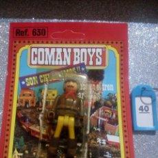 Coman Boys: COMAN BOYS COMANBOYS FIGURAS MUÑECOS LOTE 40 $. Lote 222123037